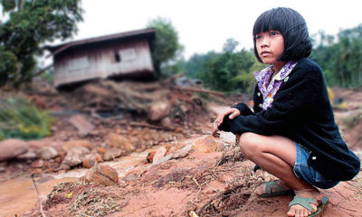 Department warns of possible floods and landslides for 12 provinces | Thaiger