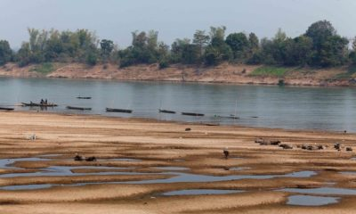 Dams, politics and greed are killing the mighty Mekong River   Thaiger