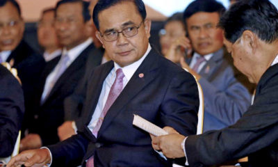 PM calls for Thai Army's support on drought, security and tourist safety | Thaiger