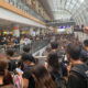 Flights resume at Hong Kong airport as Beijing condemns 'terrorism' | The Thaiger