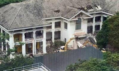 Thai architect association wants its award back after demolition of former embassy building | Thaiger
