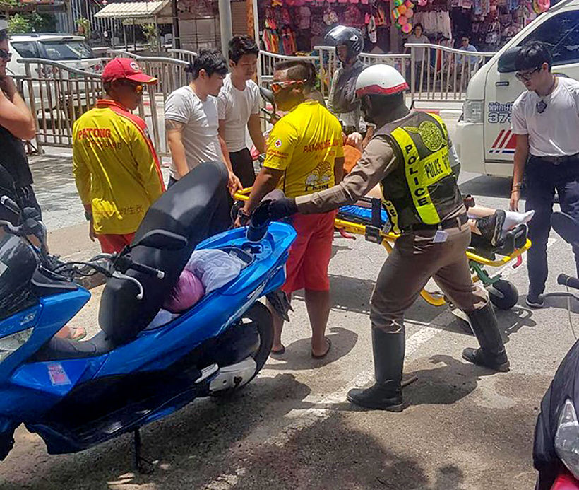 18 cases in one day for Patong's lifeguards in Phuket | News by Thaiger
