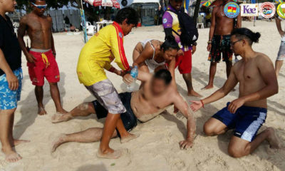 18 cases in one day for Patong's lifeguards in Phuket | The Thaiger