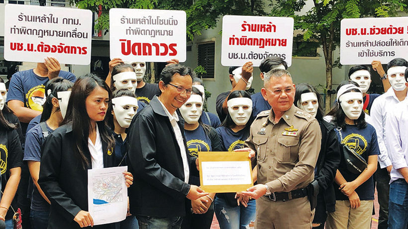 Thai anti-alcohol campaigners demand stricter controls on underage drinking | News by Thaiger