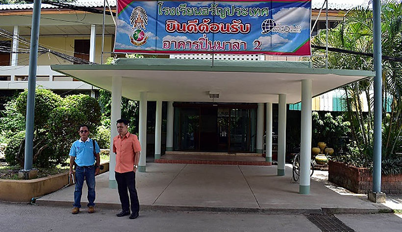 Relatives of 'slapped' student say they will file complaint | News by Thaiger