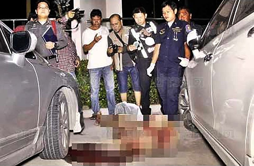 German tourist dies after falling from Pattaya condo   News by Thaiger