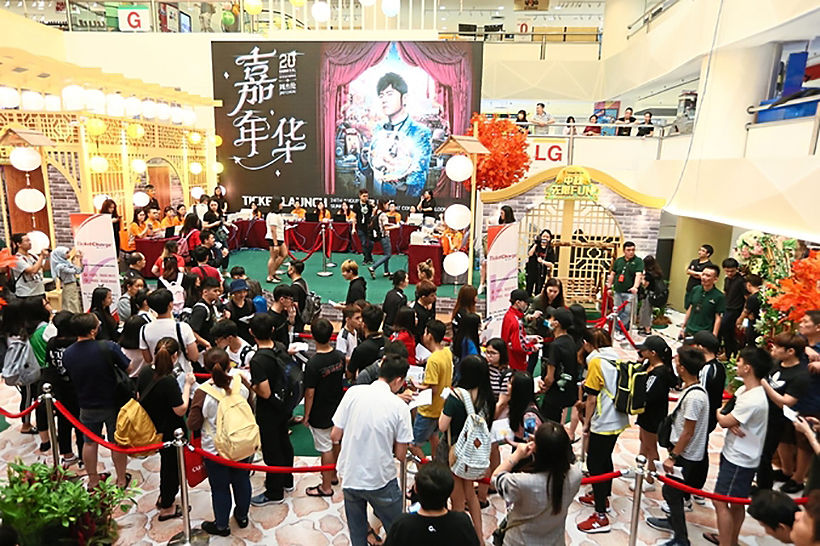 Jay Chou fans queue up for four days in KL to grab concert tickets | News by Thaiger