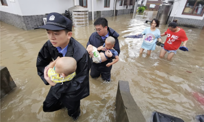 Typhoon Lekima leaves at least 30 people dead, 5 million more affected | Thaiger