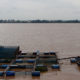 Farmlands flooded in Mukdahan from mountain run-off   The Thaiger