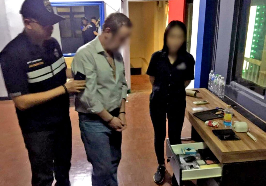 55 year old New Zealand expat arrested on drug charges and working without work permit   News by Thaiger
