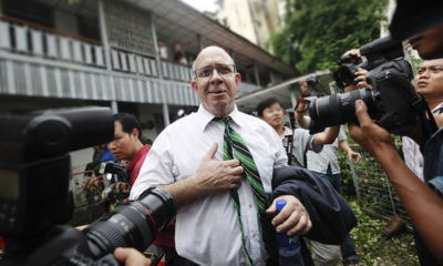 Myanmar court jails Australian publisher for 13 years over drugs charges | Thaiger