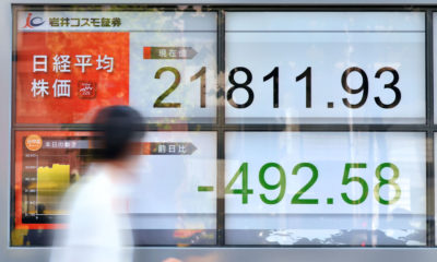 US-China tit-for-tat rattles Asian markets after Trump's 'tariff tantrum' | Thaiger