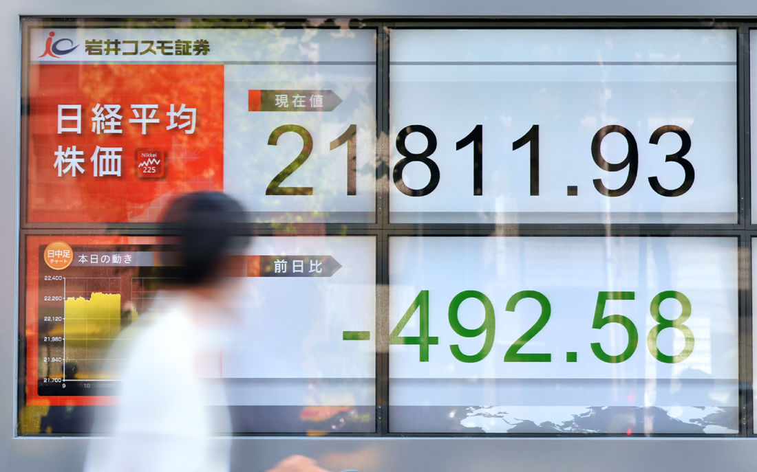 US-China tit-for-tat rattles Asian markets after Trump's 'tariff tantrum'   Thaiger
