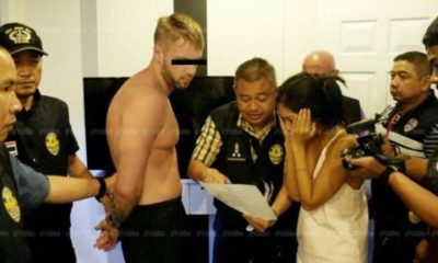 Two British men arrested for dealing drugs in Thailand | Thaiger