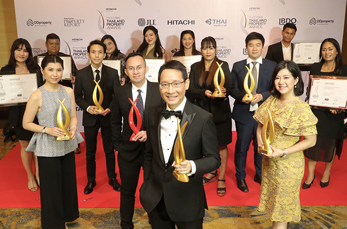 Habitat Group honoured with ten awards at 2019 PropertyGuru Thailand Property Awards | Thaiger