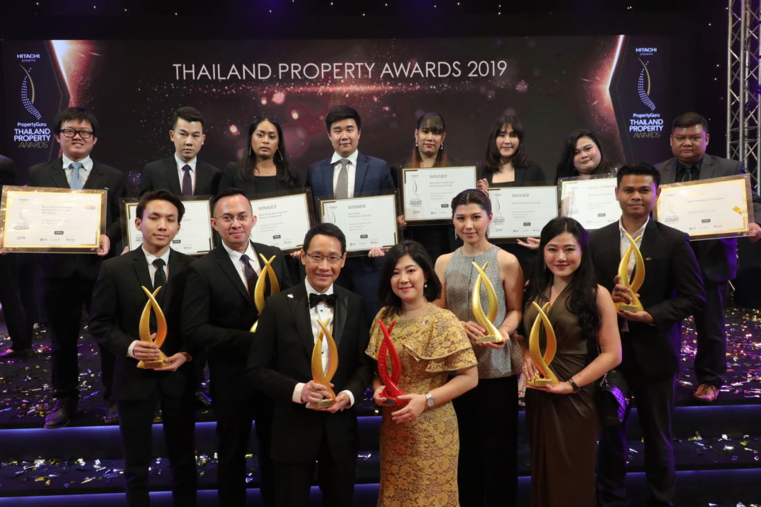 Habitat Group honoured with ten awards at 2019 PropertyGuru Thailand Property Awards | News by Thaiger