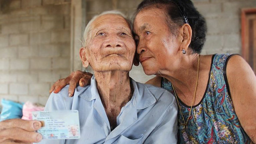 Thai man claims he's 128 years old, reveals his secrets for living | Thaiger