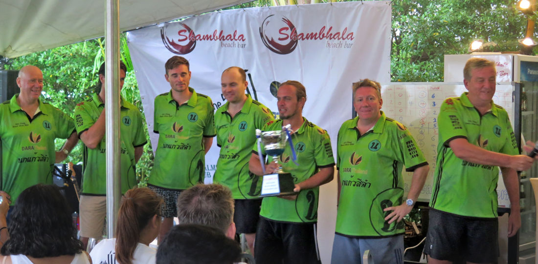 Pattaya Cricket Club competes in the Koh Chang Beach Cricket Tournament | News by Thaiger