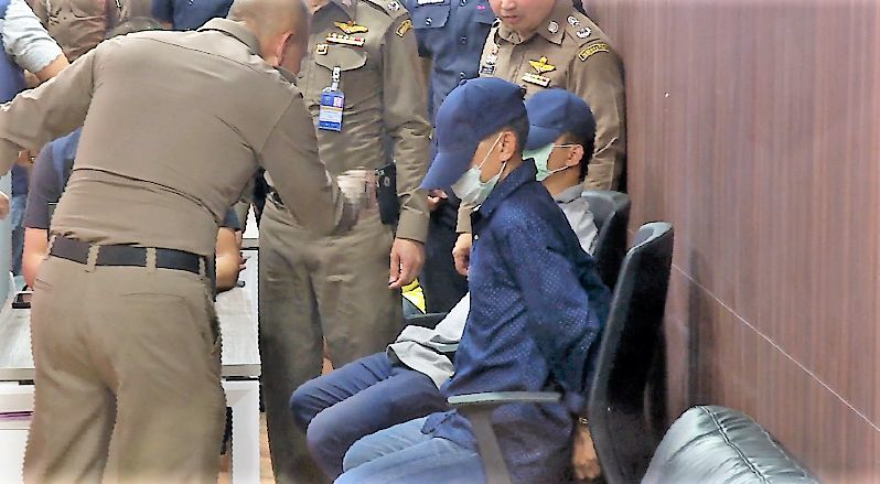 Japanese ringleader of fraudulent call centre arrested in Thailand | Thaiger