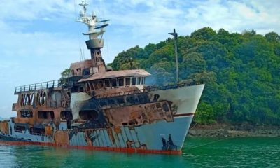 Wreck of the Lady D could be a new recreational diving attraction off Koh Racha Yai, Phuket – PHOTOS | Thaiger