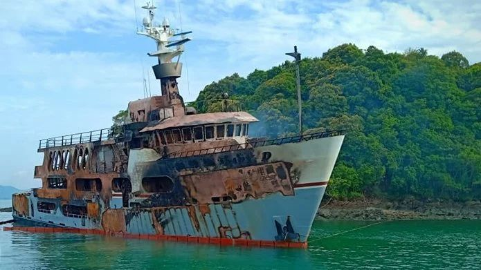 Wreck of the Lady D could be a new recreational diving attraction