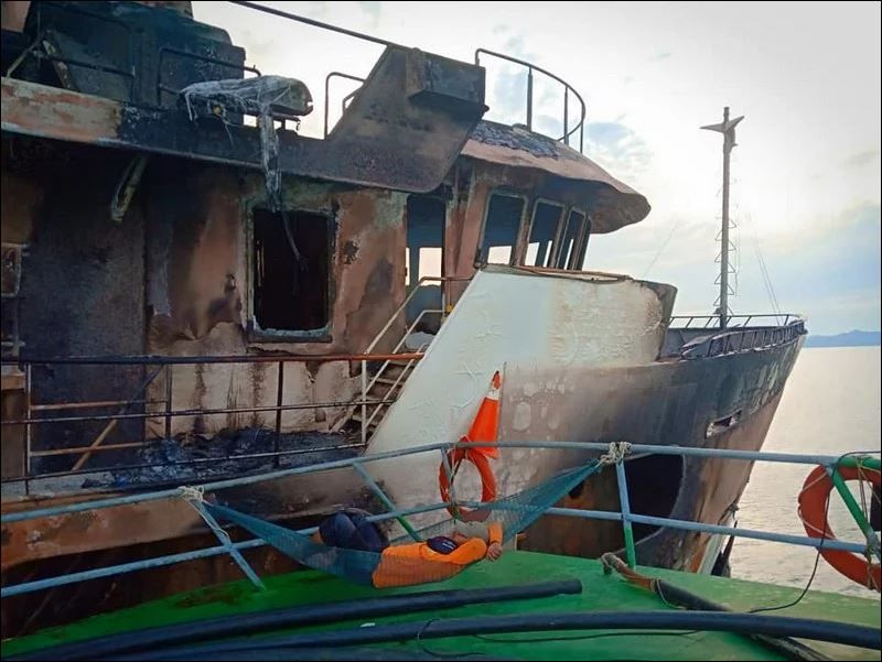 Wreck of the Lady D could be a new recreational diving attraction off Koh Racha Yai, Phuket - PHOTOS   News by Thaiger