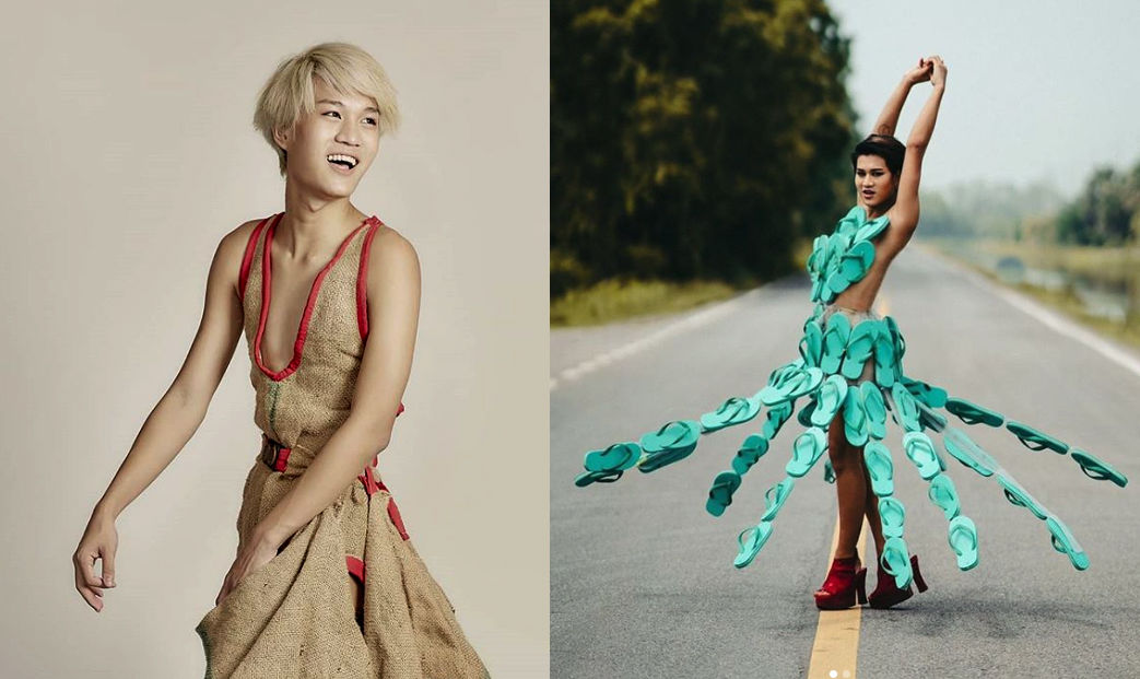 Asia's trash couture – Thailand and China's recycling supermodels | Thaiger