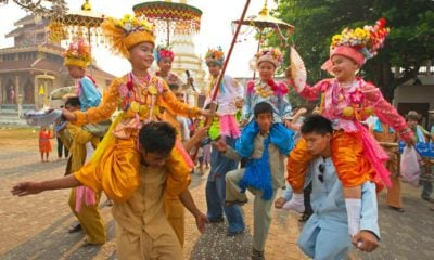 Thailand, the land of festivals | The Thaiger