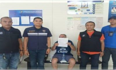 British man arrested in Hua Hin for overstaying his visa | The Thaiger