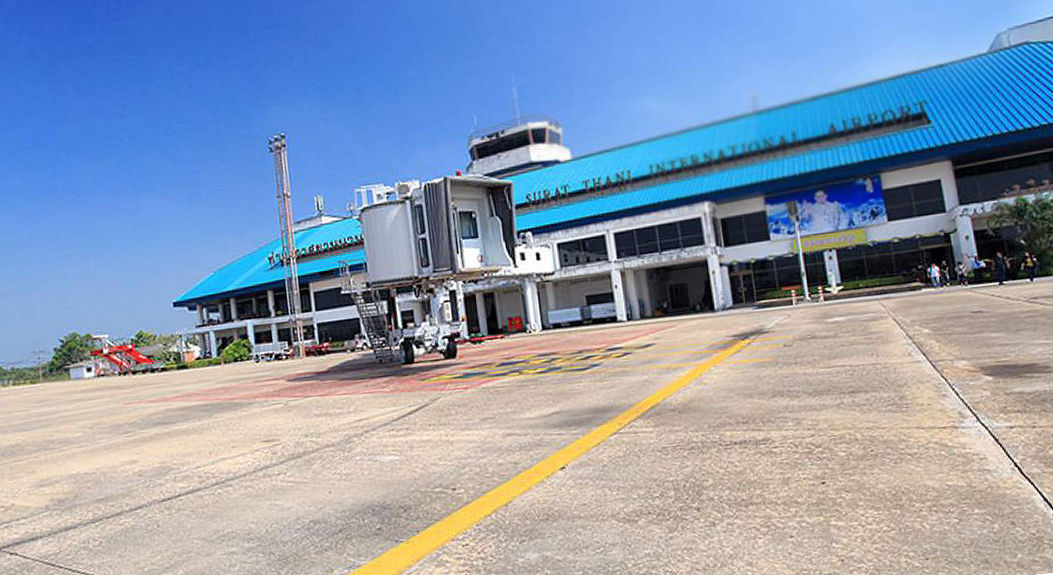 Three Thai airports being renovated to double passenger volumes