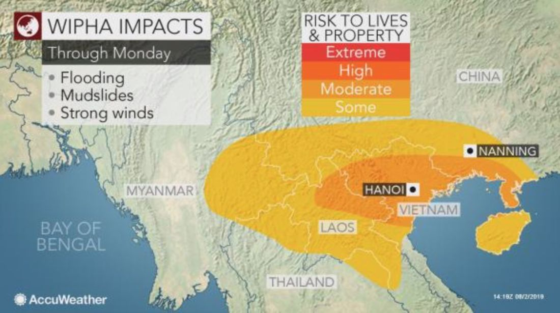 Red flags up at Bali Hai - weather warnings for Pattaya area | News by Thaiger