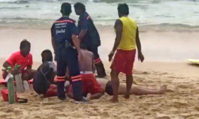 Chinese swimmer drowns at Nai Harn Beach, Phuket | Thaiger