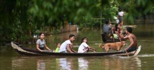 Floods and landslides in southern Myanmar - at least 41 dead | News by Thaiger