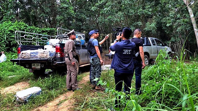 Burmese drug smuggler shot in northern Thailand shootout