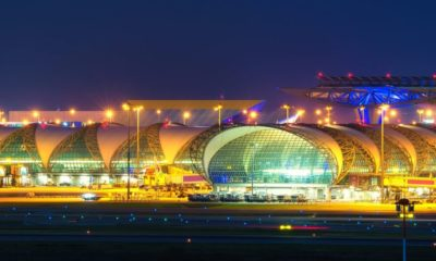 Thai architects not happy about plans to build second terminal at Bangkok's Suvarnabhumi airport | Thaiger