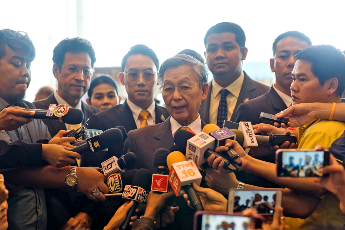 Thai Government suffers first defeat in lower house | The