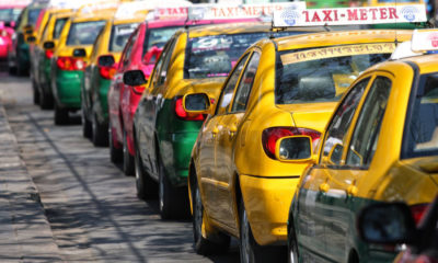 Thai transport minister agrees to taxi fare hikes in Bangkok   Thaiger