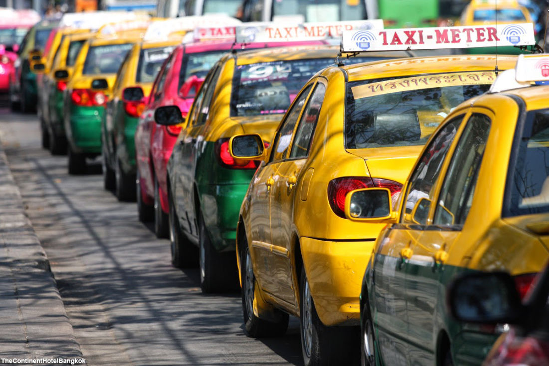 Thai transport minister agrees to taxi fare hikes in Bangkok | The