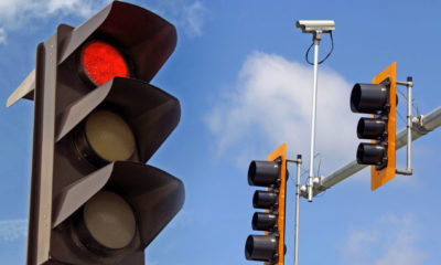 Red light cameras start fining Bangkok drivers from September 1 | Thaiger
