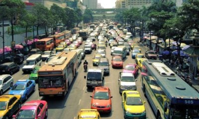Department of Land Transport vows to get tough on public transportation in Thailand | The Thaiger