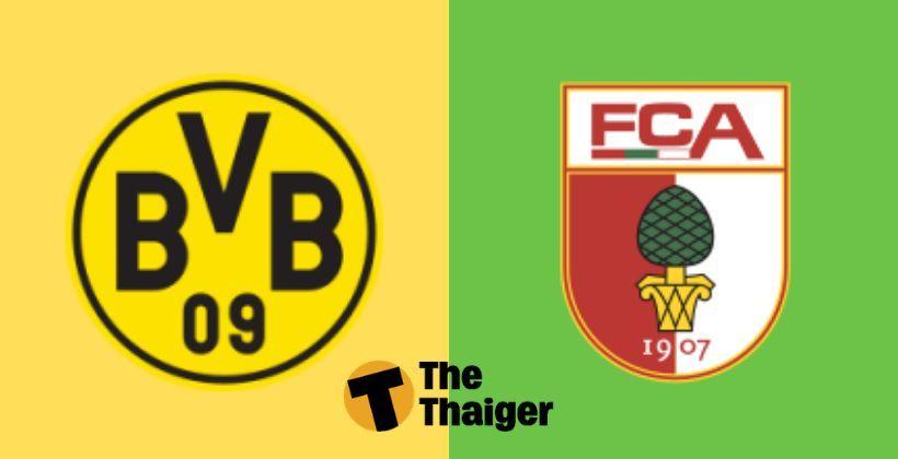 17 ส.ค ถ่ายทอดสด ดอร์ทมุนด์ VS เอาก์สบวร์ก - นัดเปิดลีกบุนเดสลีกา พร้อมลิงก์ดูบอล | The Thaiger