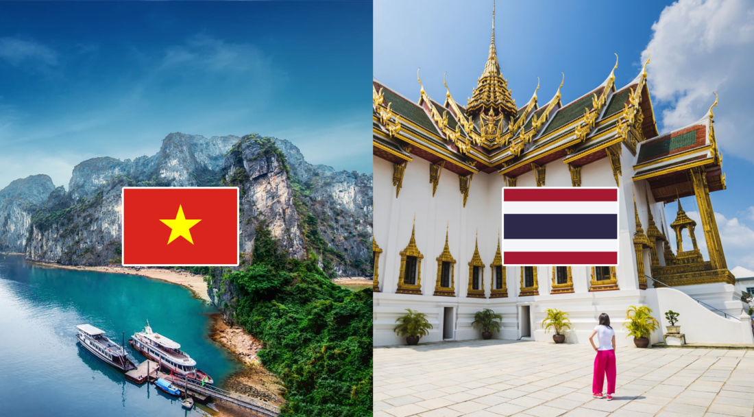 Vietnam versus Thailand – which is the best for travel or living?   The Thaiger