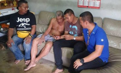 Accused pedophile arrested in Phang Nga after 14 years on the run | Thaiger