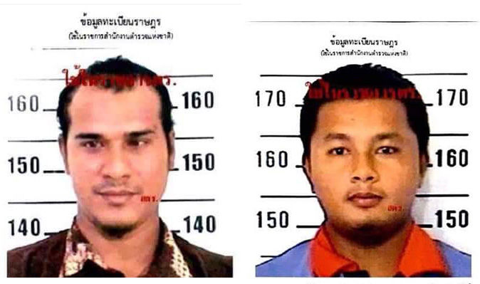 Arrest warrants issued over Saturday's Songkhla 85 million baht gold robbery | News by Thaiger