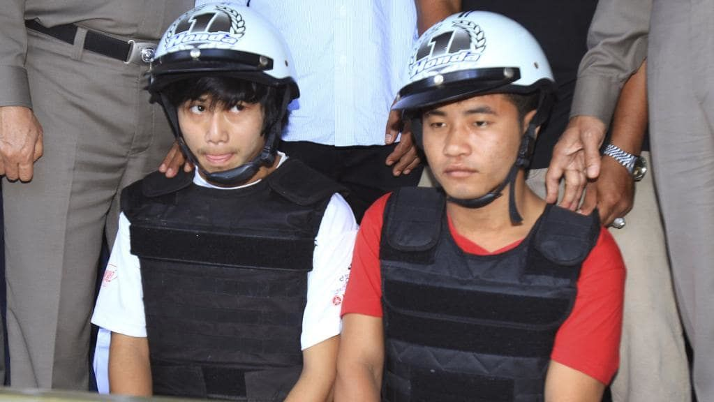 Thailand's Supreme Court upholds 'guilty' death sentence of migrant workers Zaw Lin and Wai Phyo | News by Thaiger