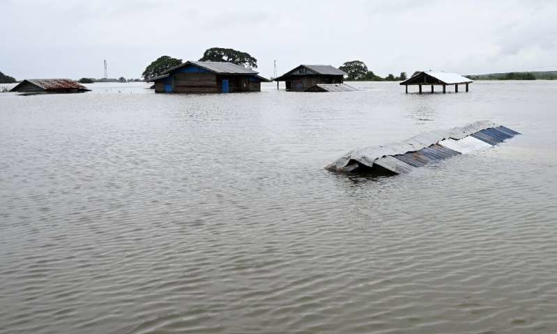 Myanmar's death toll from landslides and floods reaches 59 | News by Thaiger