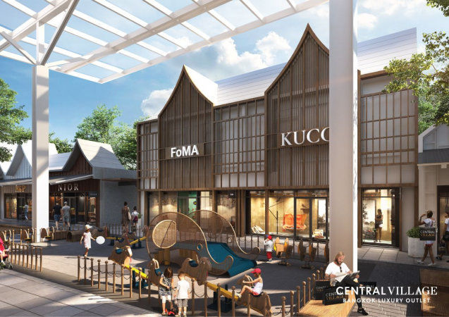 Central opens first luxury outlet at Suvarnabhumi on August 31   News by Thaiger