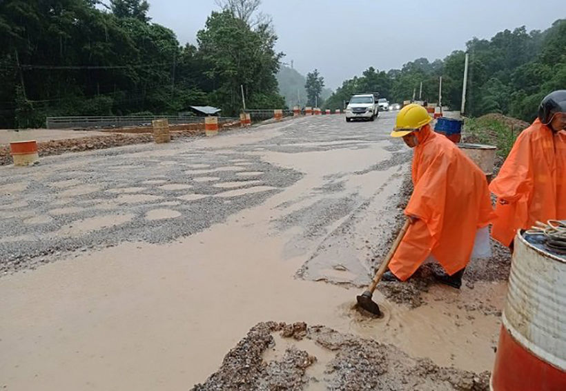 'Wipha' whips up some storms and floods around Chiang Mai | News by Thaiger