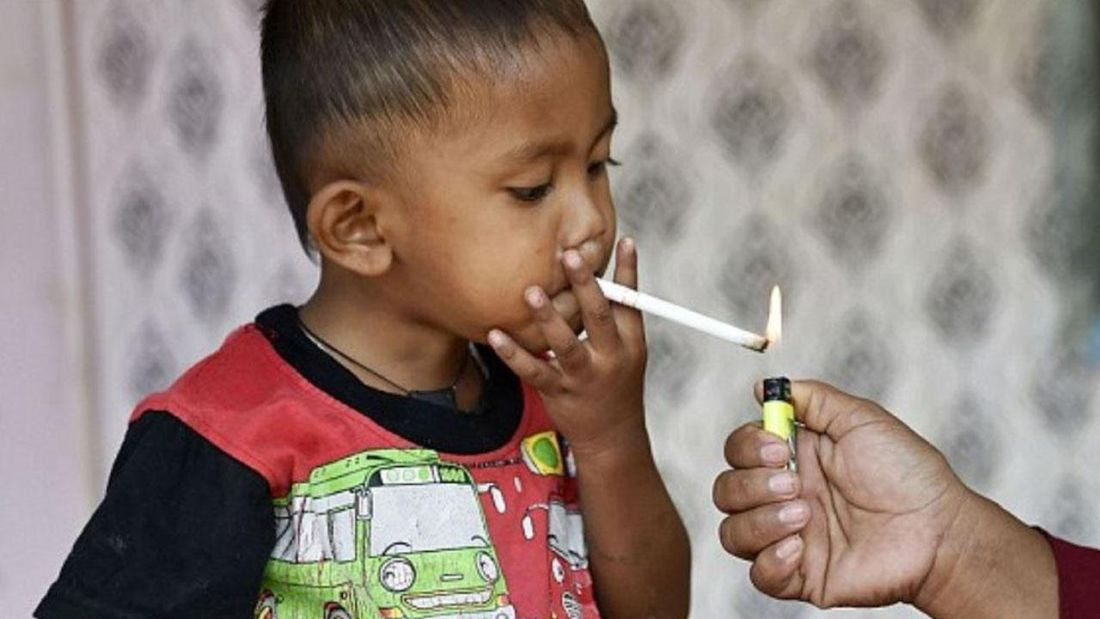 Smoking at home in Thailand has been banned from today | The Thaiger