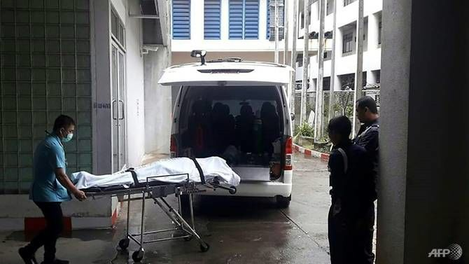 Southern insurgency suspect dies after 35 days in coma   Thaiger